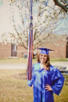 Cap and Gown {Byington Photography}