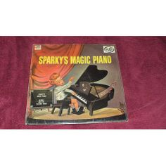LP Sparky's Magic Piano Vinyl LP in the Soundtracks & Musicals category was listed for on 19 Aug at by amazingfindz in Nelspruit R80, Piano, Musicals, Magic, Games, Books, Movies, Libros, Films