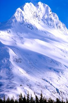 mountains | Chugach Mountains, Valdez Alaska