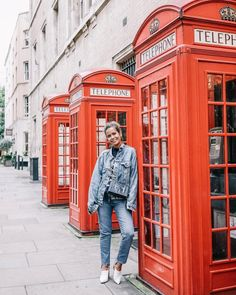 Hello London! ☎️ (en Covent Garden London)