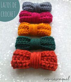 Lazos de crochet