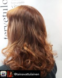 Lovely organic Hair Coloring