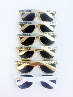 Personalized Sunglasses Custom Sunglasses by TheCraftyEngineerx