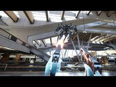 Démo Bullet Train: UE4 & Oculus Touch   Passionné de jeux vidéo et de programmation