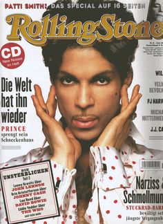 Prince - Rolling Stone (D)