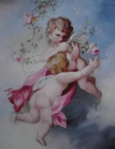 Darling cherubs.