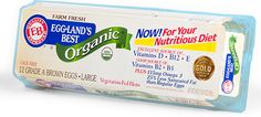 Egglands Best Organic Eggs
