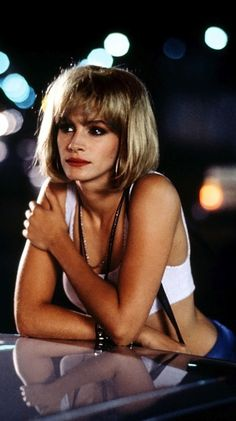 Julia Roberts in Pretty Woman 1990