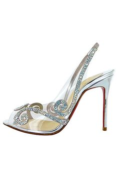 My wedding shoes Christian Louboutins - Au hameau .. I do! | Our ...