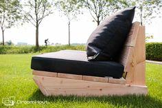 Diy Garden Furniture, Diy Outdoor Furniture, Couch Furniture, Backyard Seating, Outdoor Seating, Outdoor Chairs, Rustic Outdoor Sofas, Garden Sofa Set, Pool Chairs