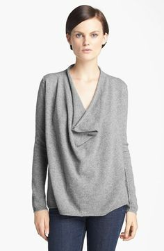 I have always wanted a nice cashmere sweater...Joie 'Crush' Cashmere Sweater | Nordstrom