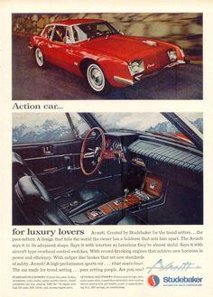 1964 Avanti Ad