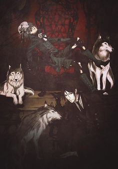 Black Butler Art