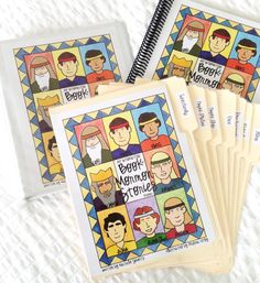 Volume 1: Interactive Book of Mormon for Children - - Kids Book of Mormon Stories PDF. $9.99, via Etsy.