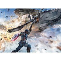 Falcon: Avenger Requested by @mike_kemp17 #falcon #samwilson #avengers #shield #... #superheroencyclopedia by superheroencyclopedia.com