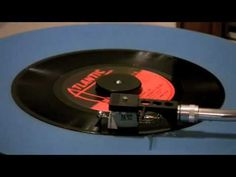 Led Zeppelin - Stairway To Heaven - 45 RPM - YES - 45 RPM!