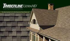 GAF   Timberline Ultra HD Roofing Shingles