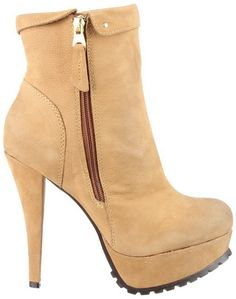Kelsi Dagger Shaina Ankle Boot .  Sale: $37.62 - $161.49 .  Click to Purchase: http://amzn.to/VEehl5
