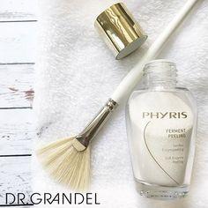 Das Ferment Peeling von PHYRIS macht Ihre Haut besonders weich und seidig - für jeden Hauttyp geeignet ✨  #drgrandel #augsburg #cosmetic #kosmetik #blogger #cosmeticblogger #love #post #picoftheday #beauty #inspiration #instablog #blog #beautyblog #instablog #blogger_de #peeling #soft #silky
