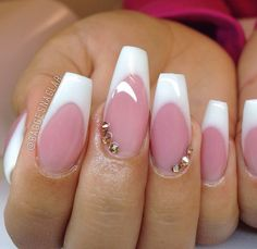 French tips with forms