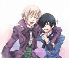 sebastian and alois | Sebastian/Ciel/Claude/Alois - Blog de Grell-Shinigami