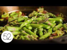 Absurdly Addictive Asparagus | Food52 - YouTube