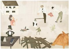Jockum Nordström: House and Bugs, 2008, 3,000