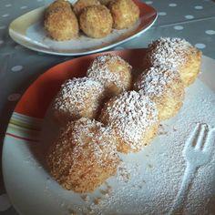 Szilvás gombóc, mióta így készítem, egy pillanat alatt elfogy! - Egyszerű Gyors Receptek Pretzel Bites, French Toast, Muffin, Bread, Breakfast, Food, Oven, Recipies, Morning Coffee