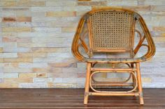 Rattanmöbel restaurieren Chair, Interior, Inspiration, Furniture, Home Decor, Matching Colors, Vacuum Cleaners, Home Remedies, Living Room