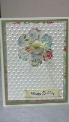 Brenda's bday card 2013