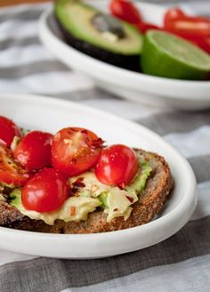 Avocado Toast from Andrew of Making Sunday Sauce — Breakfast with a Blogger