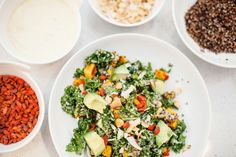 6 Healthy Snacks To Beat Your 4 PM Slump #refinery29