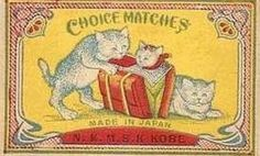 Choice Matches, made in Japan