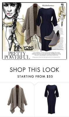 """""""Yoins 14"""" by spolyvore1 ❤ liked on Polyvore featuring yoins, yoinscollection and loveyoins"""