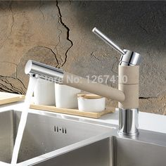 Find More Kitchen Faucets Information about Brass Painted Kitchen Faucet with 360 degree spout,High Quality Kitchen Faucets from homecenter on Aliexpress.com