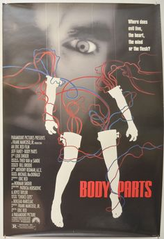 Horror Movie Posters, Cinema Posters, Original Movie Posters, Film Posters, Horror Movies, Quad, Jeff Fahey, Kim Delaney, Press Kit