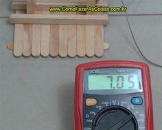 Mini gerador de energia aeólico