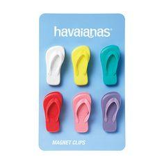 3ec33fc2cc3 Havaianas - Magnets Clips Pastel