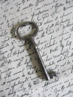 lovely key and script
