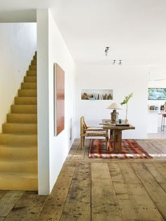 Contemporary Home in Marbella-Iddomus Company-06-1 Kindesign Love the floors