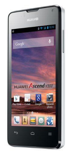 Huawei Ascend Y300 – Smartphone libre Android (pantalla 4″, cámara 5 Mp, 4 GB, Dual-Core 1 GHz, 512 MB RAM), blanco (importado) | Your #1 So...