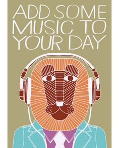 add some music to your day