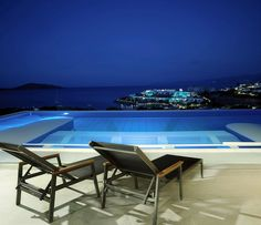 Greece by Night elounda