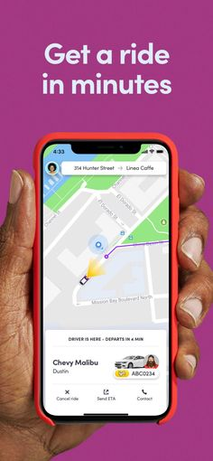 What every product designer should take away from Lyft's new UI Ipod Touch, Game Design, Web Design, Hunter Street, Mission Bay, Ipad, Ui Patterns, User Experience Design, Iphone