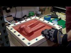 DIY Vacuum Former Press build for Kydex Holster Making - YouTube