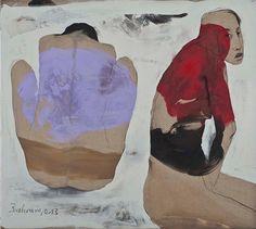 Syria Art - by Bahram Hajou