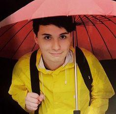 He kinda looks like Georgie if ya know what I mean