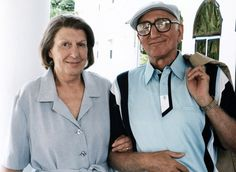 Dominic Chianese and Nancy Marchand (1999)