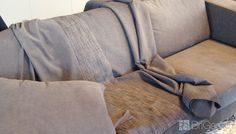 Choosing the right fabric for your couch.