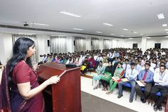 SCMS Group of Institutions is proud to associate with Kerala State Industrial Development Corporation (KSIDC) in the event 'Young Entrepreneurs Summit' on the 12th September 2014.  With a day away from the event, Ms. Aruna Sundararajan, IAS and Mr. G. Unnikrishnan, KSIDC, AGM visited SCMS to give the students a briefing on how the summit will open up different arenas to the budding entrepreneurs. #SCMSCochin #SCMSCochinSchoolOfBusiness #SCMSGroupofInstitutions